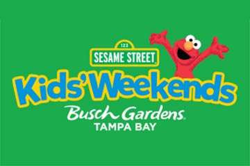 Busch Gardens Kid's Weekends